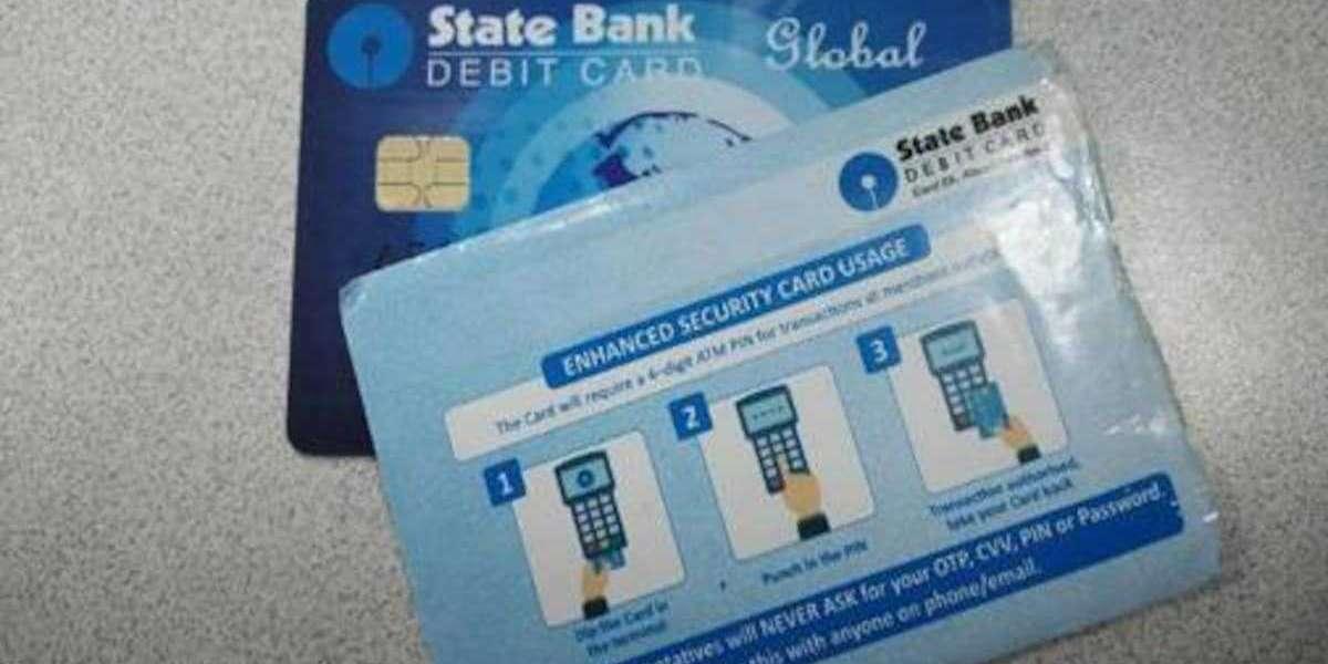 How To Activate SBI Debit Card